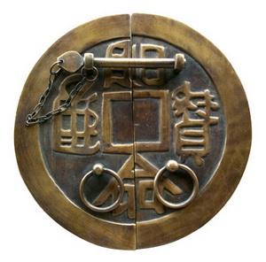 ดาลประตูลายจีน